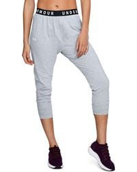 Under Armour - Women's Ua Favorite Tapered Slouch Pants - Lyst