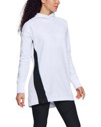 Under Armour - Women's Ua Fleece Tunic - Lyst