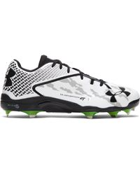 Under Armour - Men's Ua Deception Low Diamondtips Baseball Cleats — All-star Game Edition - Lyst