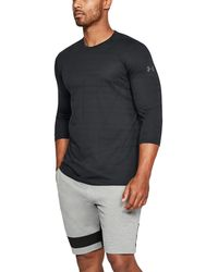 Under Armour - Men's Ua 3⁄4 Utility T-shirt - Lyst