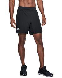 Under Armour - Men's Ua Speedpocket Swyft 7'' Shorts - Lyst
