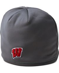 8f31fc08a Under Armour - Men s Wisconsin Ua Storm Element Beanie - Lyst