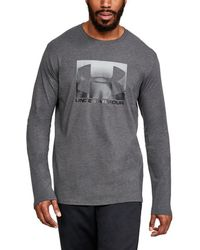 Under Armour - Oxed Sportstyle Long Sleeve Shirt - Lyst