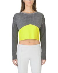 Under Armour - Women's Uas Plated Cropped Sweater - Lyst