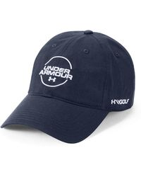 Under Armour - Men's Jordan Spieth Washed Cotton Cap - Lyst