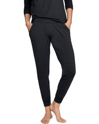 Under Armour - Women's Athlete Recovery Sleepwear Joggers - Lyst