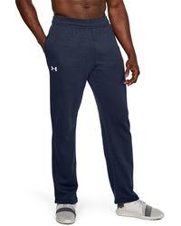 Under Armour - Men's Ua Hustle Fleece Pants - Lyst