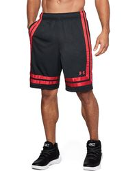 "Under Armour - Men's Ua Baseline 10"" Shorts 18 - Lyst"
