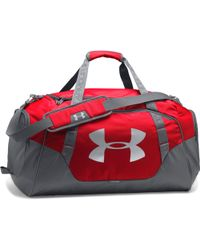9ca7906efbca Under Armour Men s Ua Undeniable 3.0 Small Duffle Bag in Green for ...