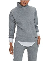 Under Armour - Women's Ua Sweater Fleece Funnel Neck - Lyst
