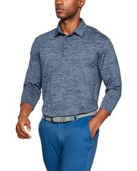 0448f40815d Lyst - Under Armour Men s Ua Performance Woven Shirt in Blue for Men