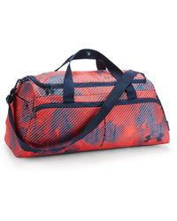 Lyst - Under Armour Ua Storm Undeniable Ii Lg Duffle in Pink bca13737be