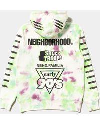 a3e1bd5f Neighborhood Savage By Hooded Sweatshirt in Black for Men - Lyst