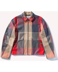Acne Studios - Miles Check Pss18 - Lyst