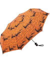 Uniqlo - Sprz Ny Umbrella (jean-michel Basquiat) - Lyst