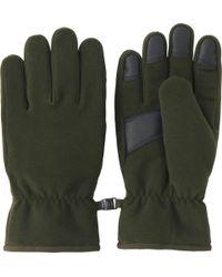 Uniqlo - Men Heattech Lining Fleece Gloves - Lyst