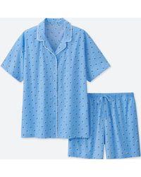 Uniqlo - Women Tabitha Webb Short-sleeve Pajamas - Lyst