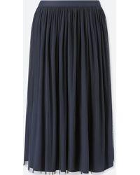 Uniqlo | Women Reversible Tulle Skirt | Lyst