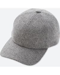 Uniqlo - Wool Cashmere Cap - Lyst