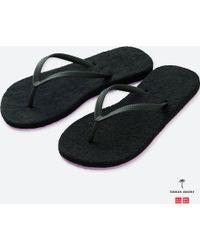 Uniqlo - Women Flip Flops - Lyst