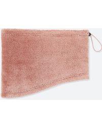 Uniqlo - Heattech Fleece Neck Warmer - Lyst