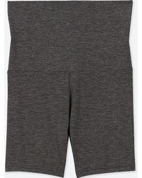 Uniqlo - Women Heattech Shorts With Waist Warmer (online Exclusive) - Lyst