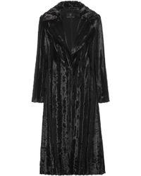 Unreal Fur - Velvet Underground Coat - Lyst