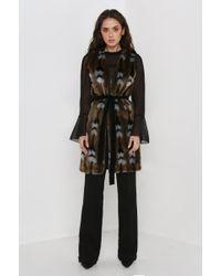 Unreal Fur - Reflections Vest - Lyst