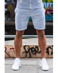 Gym King - Calvin Velour Shorts - Lyst