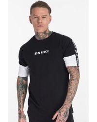 Enuki London - Kachi T-shirt - Lyst