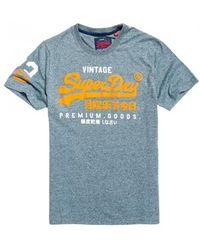 Superdry - Premium Goods Duo Tee - Lyst