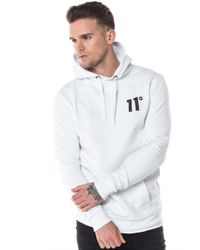 11 Degrees - Core Fleece Overhead Hoody - Lyst