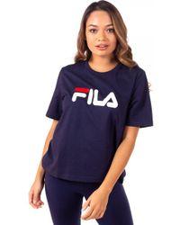 Fila - Women's Miss Eagle Tee - Lyst