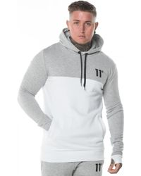 11 Degrees - Pull Over Hoodie - Lyst