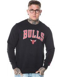 KTZ - Chicago Bulls Tip Off Crew Neck - Lyst
