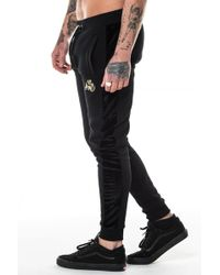 Kings Will Dream - Stanford Cuff Velour Panel Jogger - Lyst