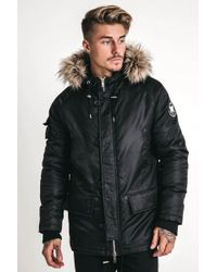 Good For Nothing - Dawn Parka Jacket - Lyst