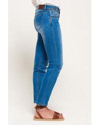 Superdry - Women's Imogen Slim Jeans - Lyst