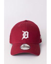 KTZ - Detroit Tigers 39thirty Cap - Lyst