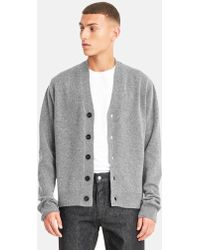 Norse Projects - Adam Cardigan (lambswool) - Lyst