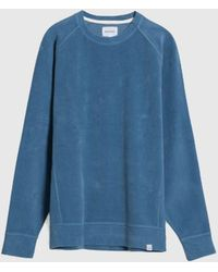 Norse Projects - Ketel Brushed Sweat - Lyst