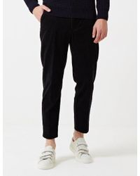 Barbour - X Wood Wood Fidra Cord Trousers - Lyst