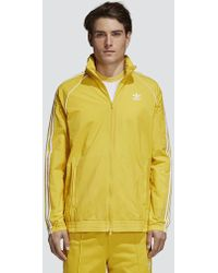 adidas Originals - Adidas Sst Windbreaker Jacket - Lyst