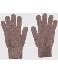 Johnstons - Cashmere Gloves (unisex) - Lyst