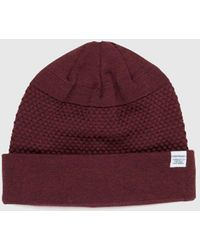 3f6fdafc38a Lyst - Norse Projects Bubble Beanie for Men