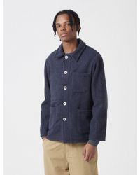 Le Laboureur - Wool Work Jacket - Lyst