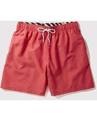 Boardies - Drawstring Swim Shorts (mid-length) - Lyst