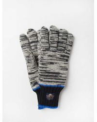 Penfield - Crookway Knitted Gloves - Lyst