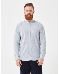 SUIT - Suit Dawson Striped Shirt - Lyst