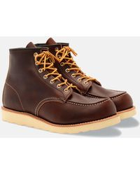 """Red Wing - 8196 Heritage Work 6"""" Round Toe Boot - Lyst"""